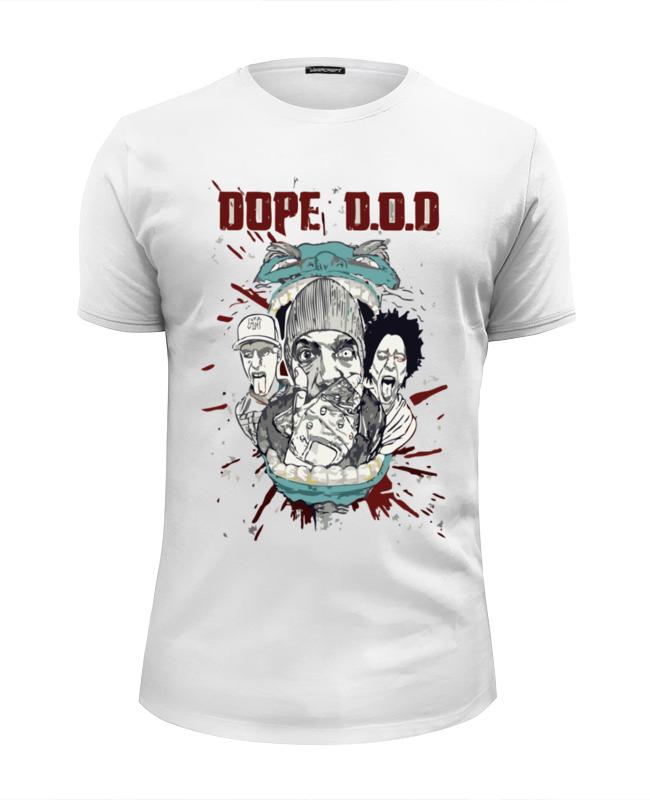 Футболка Wearcraft Premium Slim Fit Printio Dope d.o.d футболка wearcraft premium printio dope
