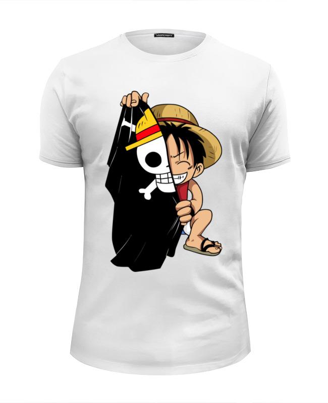 Футболка Wearcraft Premium Slim Fit Printio Манки д. луффи (соломенная шляпа) шляпы krife шляпа