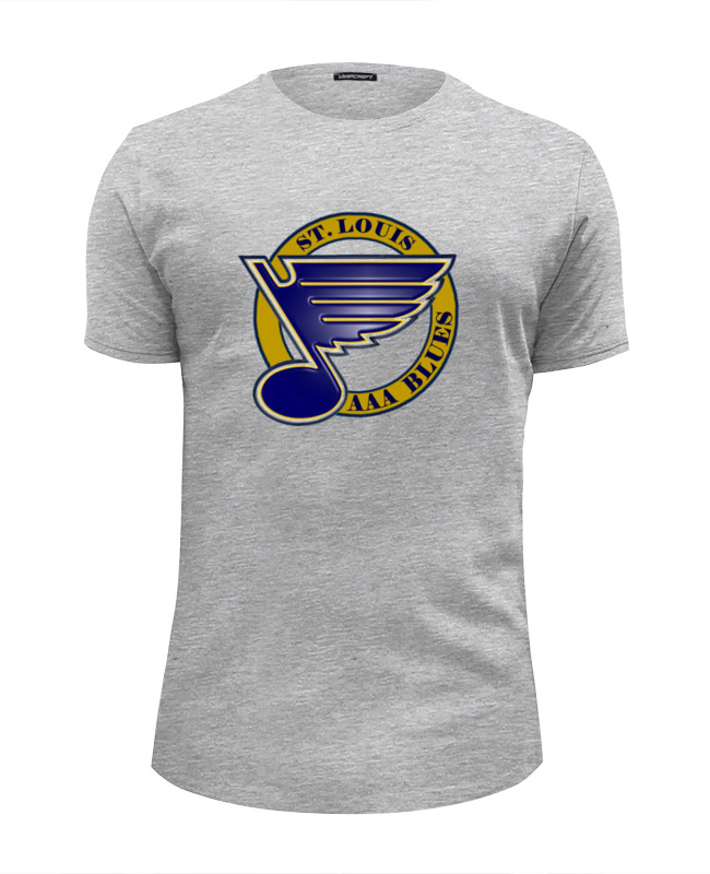 Футболка Wearcraft Premium Slim Fit Printio St louis blues / nhl usa футболка wearcraft premium slim fit printio los angeles kings nhl usa