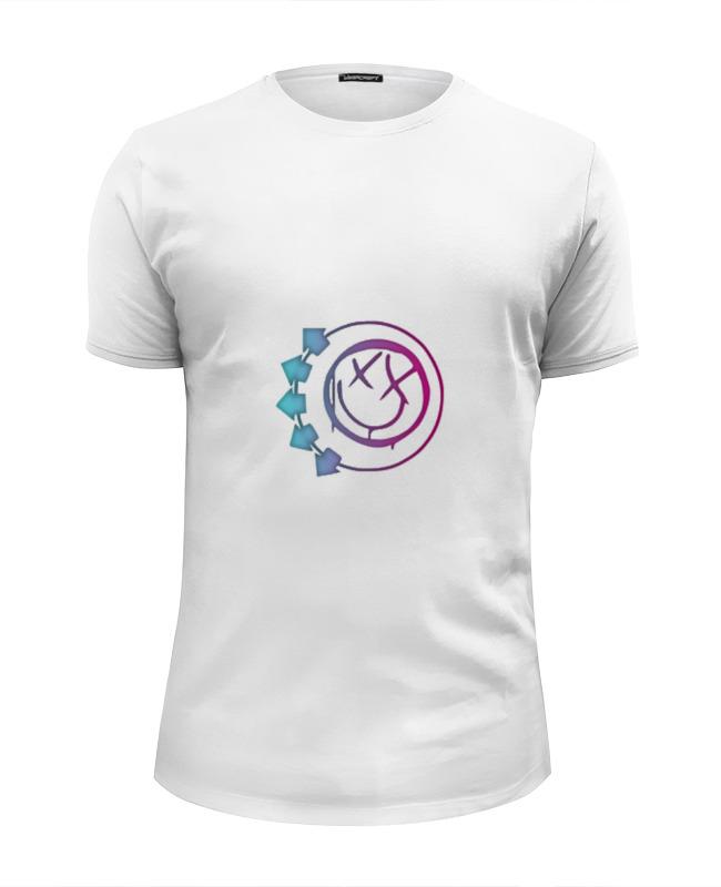 Printio Blink-182 футболка wearcraft premium slim fit printio blink 182 smile