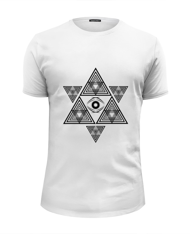 Printio Звезда давида футболка wearcraft premium slim fit printio звезда давида