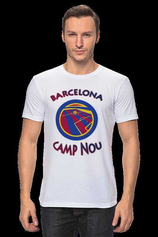 Футболка Wearcraft Premium Slim Fit Printio Cesare-fc batcelona 41 футболка wearcraft premium slim fit printio cesare fc batcelona 33