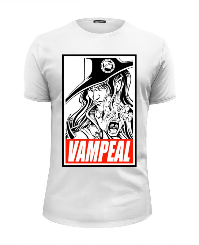 Футболка Wearcraft Premium Slim Fit Printio Охотник на вампиров футболка wearcraft premium slim fit printio пати на хате