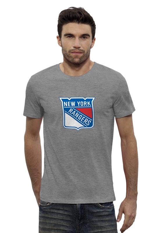 Футболка Wearcraft Premium Slim Fit Printio New york rangers / nhl usa футболка wearcraft premium printio los angeles kings nhl usa