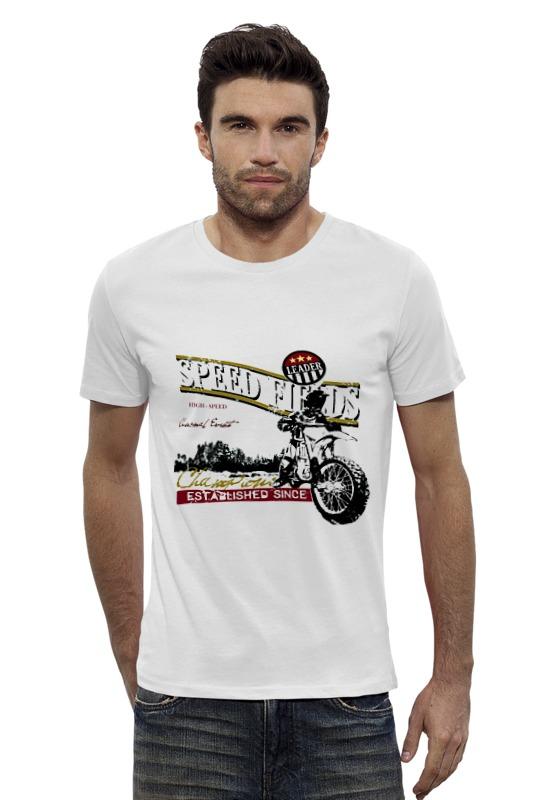 Футболка Wearcraft Premium Slim Fit Printio Мотокросс футболка wearcraft premium slim fit printio avengers