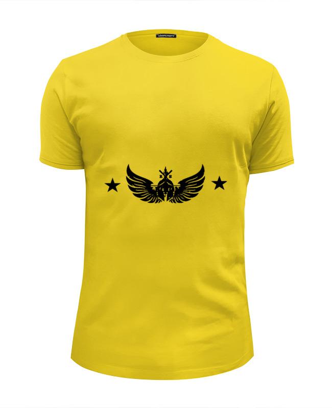 Футболка Wearcraft Premium Slim Fit Printio Arsenyev - mma team legion футболка wearcraft premium slim fit printio north star team