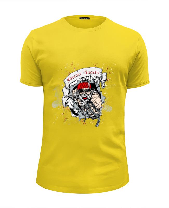 Футболка Wearcraft Premium Slim Fit Printio Металлист футболка wearcraft premium slim fit printio совушка