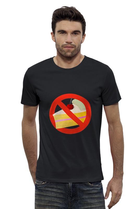 Футболка Wearcraft Premium Slim Fit Printio No cake футболка wearcraft premium slim fit printio нет проблем no prob llama