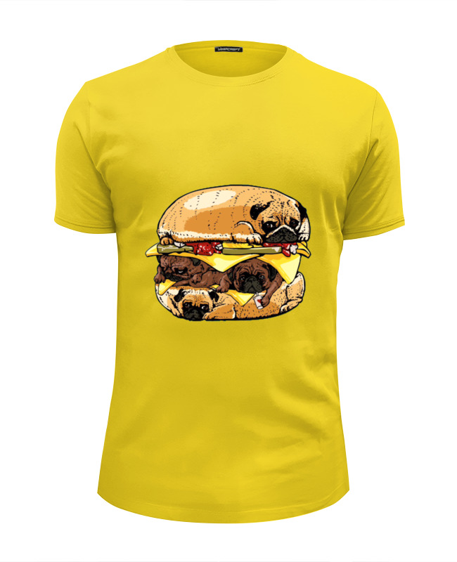 Футболка Wearcraft Premium Slim Fit Printio Sandwich dog dmwd electric waffle maker muffin cake dorayaki breakfast baking machine household fried eggs sandwich toaster crepe grill eu us