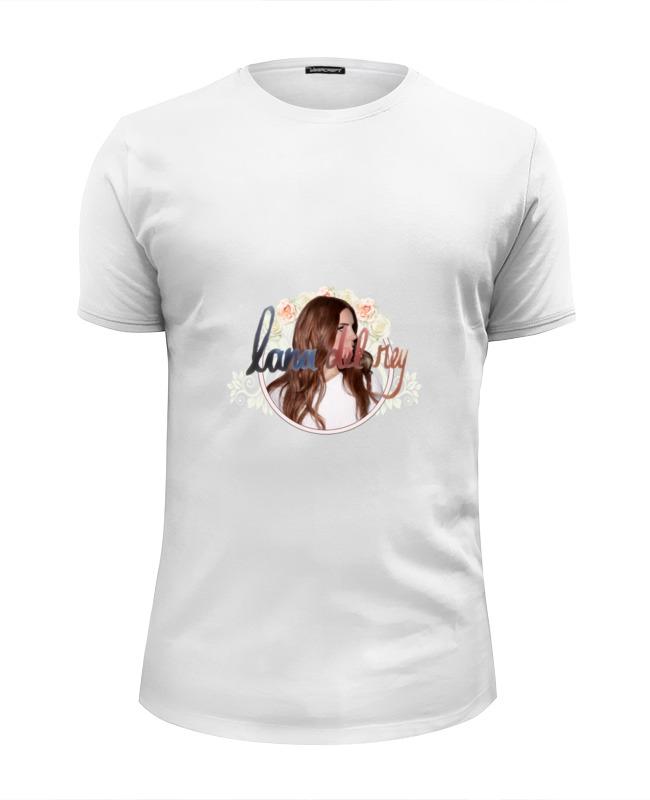 Футболка Wearcraft Premium Slim Fit Printio Lana del rey футболка wearcraft premium printio lana del rey