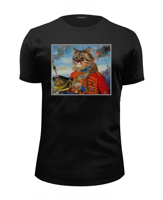 Футболка Wearcraft Premium Slim Fit Printio Animal art футболка print bar animal power