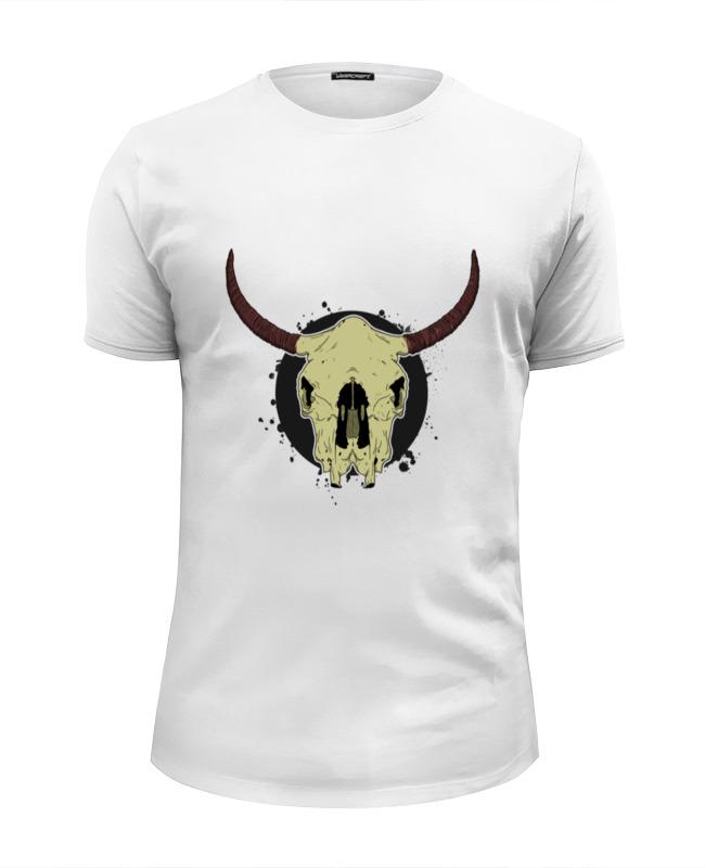 цена на Printio Skull bull
