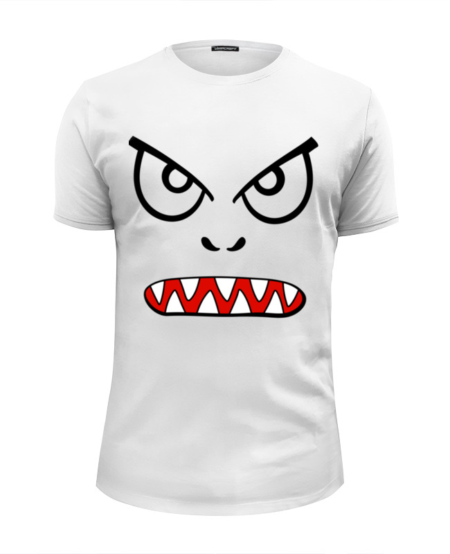 Printio Зубастик футболка wearcraft premium printio тони монтана лицо со шрамом