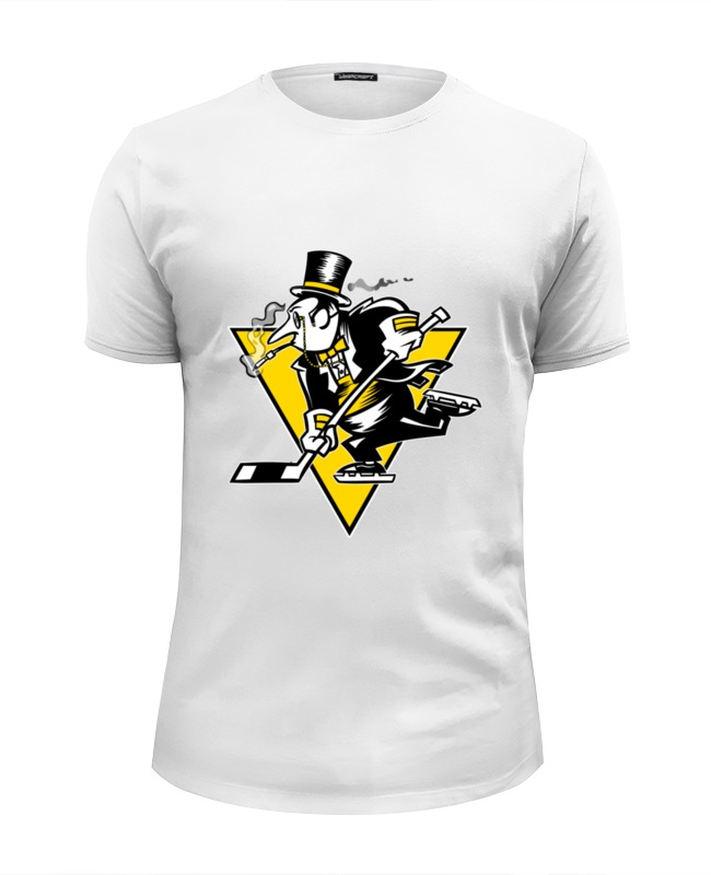 Футболка Wearcraft Premium Slim Fit Printio Go penguins футболка wearcraft premium printio go penguins