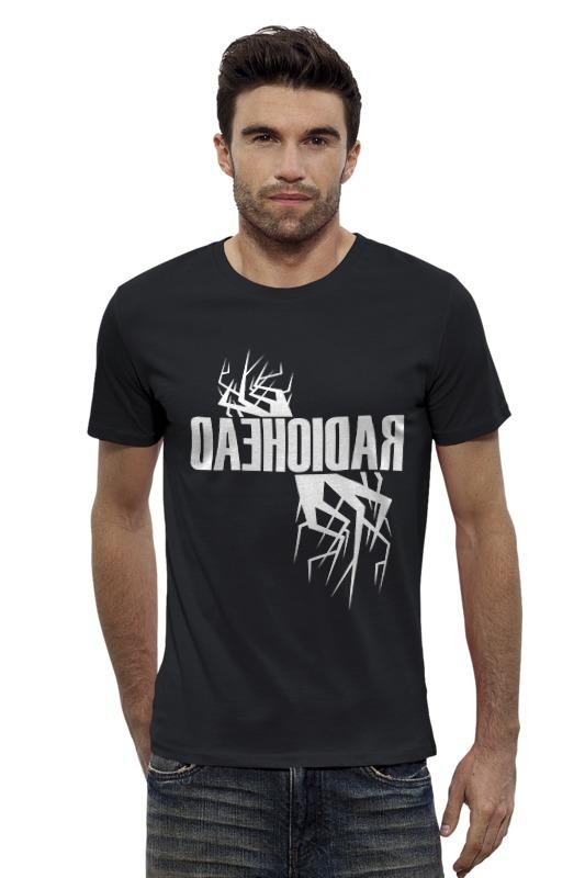 Футболка Wearcraft Premium Slim Fit Printio Radiohead футболка wearcraft premium printio болеем за наших
