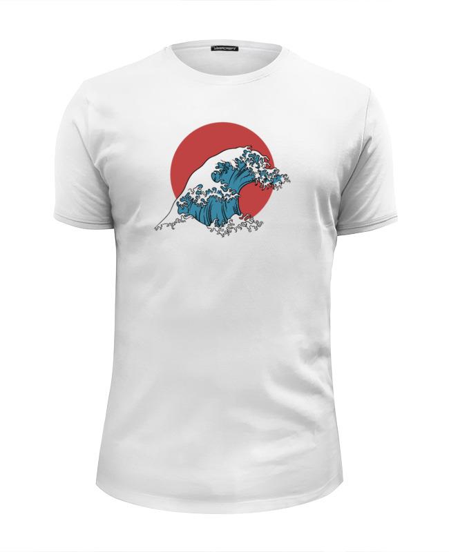 Printio Япония футболка wearcraft premium slim fit printio япония