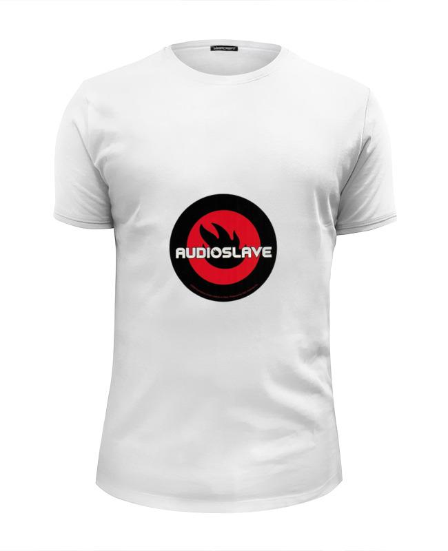 Футболка Wearcraft Premium Slim Fit Printio Audioslave футболка audioslave