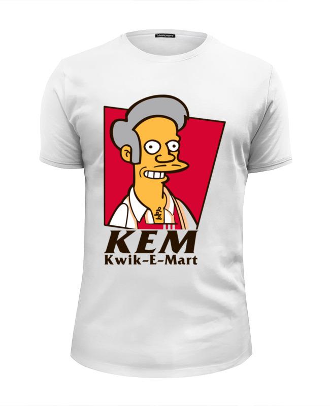 Printio Симпсоны футболка wearcraft premium slim fit printio постапокалиптический