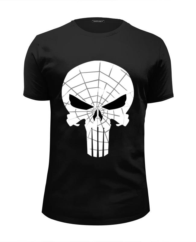 Printio Каратель футболка wearcraft premium slim fit printio каратель