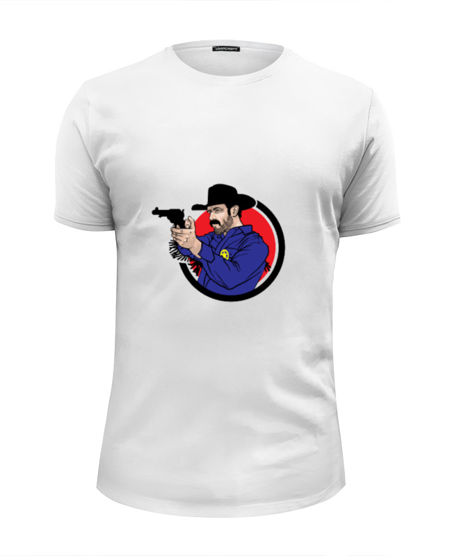 Футболка Wearcraft Premium Slim Fit Printio Рейнджер футболка wearcraft premium printio чёрный рейнджер
