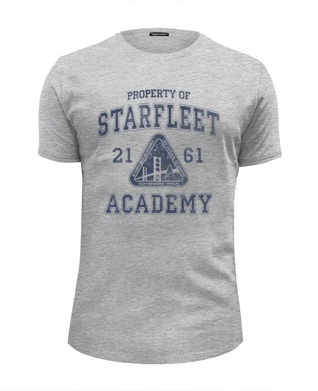 Футболка Wearcraft Premium Slim Fit Printio Starfleet academy футболка wearcraft premium slim fit printio starfleet academy