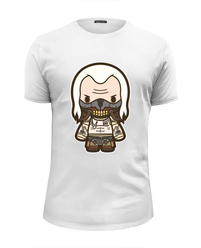 Printio Бессмертный джо (безумный макс) футболка wearcraft premium slim fit printio постапокалиптический