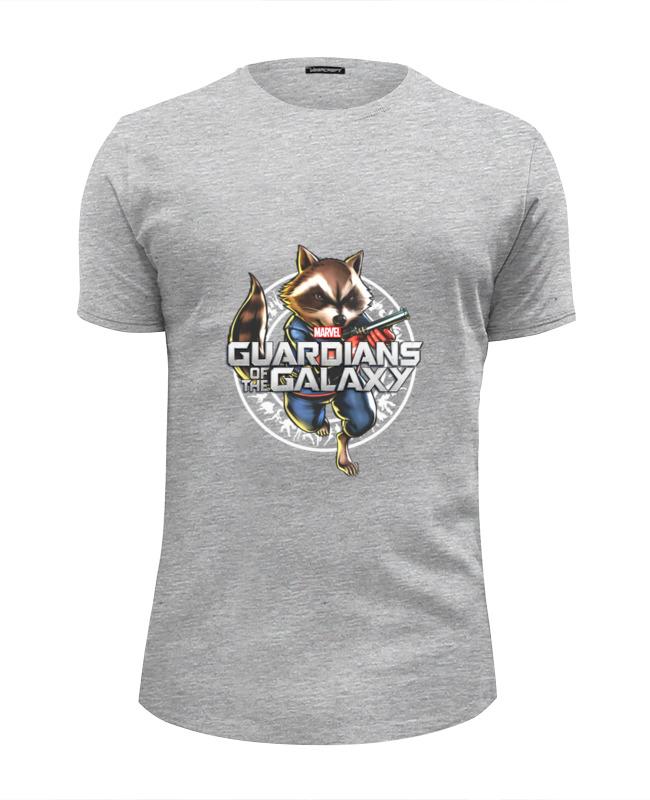 Футболка Wearcraft Premium Slim Fit Printio Guardians of the galaxy (1) guardians of the galaxy volume 3 guardians disassembled