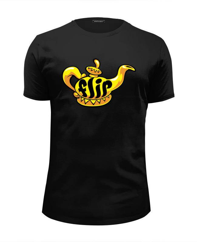 Футболка Wearcraft Premium Slim Fit Printio Золотая лампа футболка твое футболка