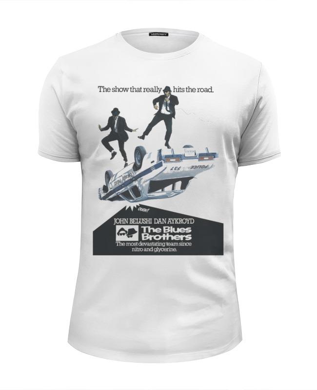 Фото - Футболка Wearcraft Premium Slim Fit Printio The blues brothers футболка wearcraft premium printio the blues brothers