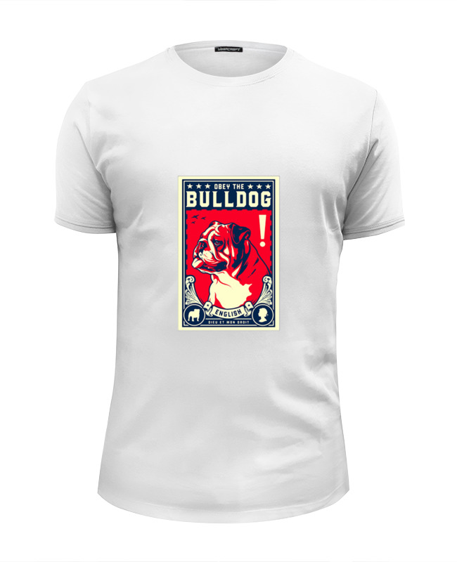 Printio Собака: bulldog сумка printio собака french bulldog