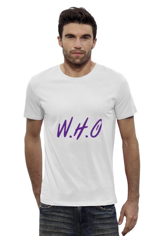 Футболка Wearcraft Premium Slim Fit Printio Доктор кто футболка рингер printio доктор кто doctor who