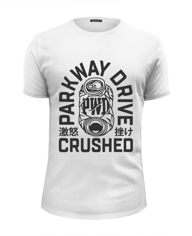 Футболка Wearcraft Premium Slim Fit Printio Parkway drive футболка wearcraft premium slim fit printio drive