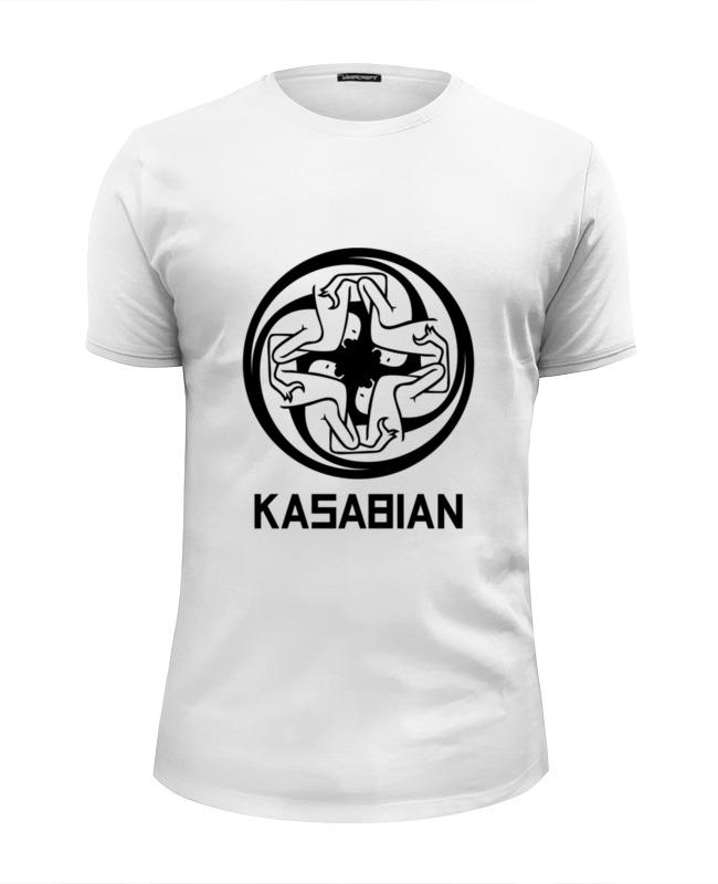 Футболка Wearcraft Premium Slim Fit Printio Kasabian футболка wearcraft premium slim fit printio панк рок кафе