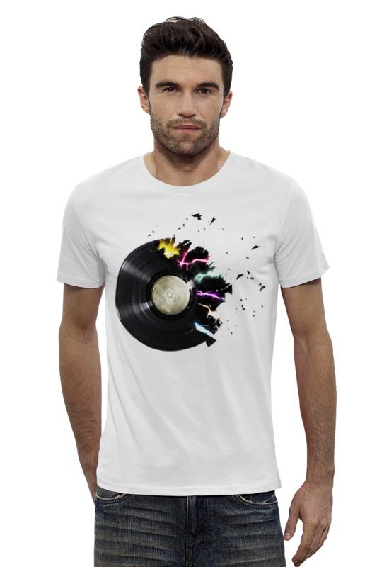Футболка Wearcraft Premium Slim Fit Printio Виниловая пластинка виниловая пластинка аквариум собрание естественных альбомовтом 2