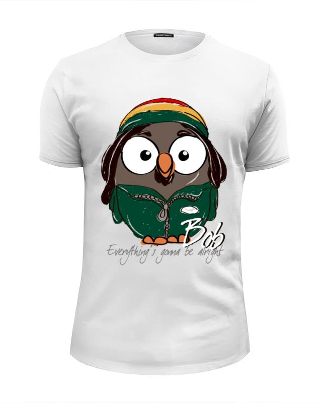 Printio Сова боб марли суперсова goofi футболка wearcraft premium slim fit printio сова владимир путин суперсова goofi