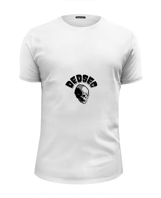 Футболка Wearcraft Premium Slim Fit Printio Dedsec футболка стрэйч printio dedsec