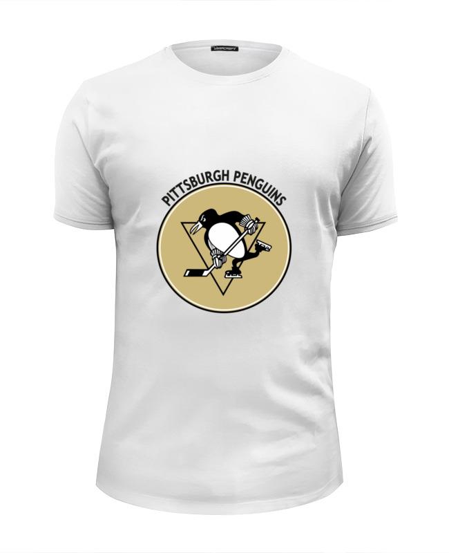 Футболка Wearcraft Premium Slim Fit Printio Pittsburgh penguins футболка wearcraft premium printio go penguins