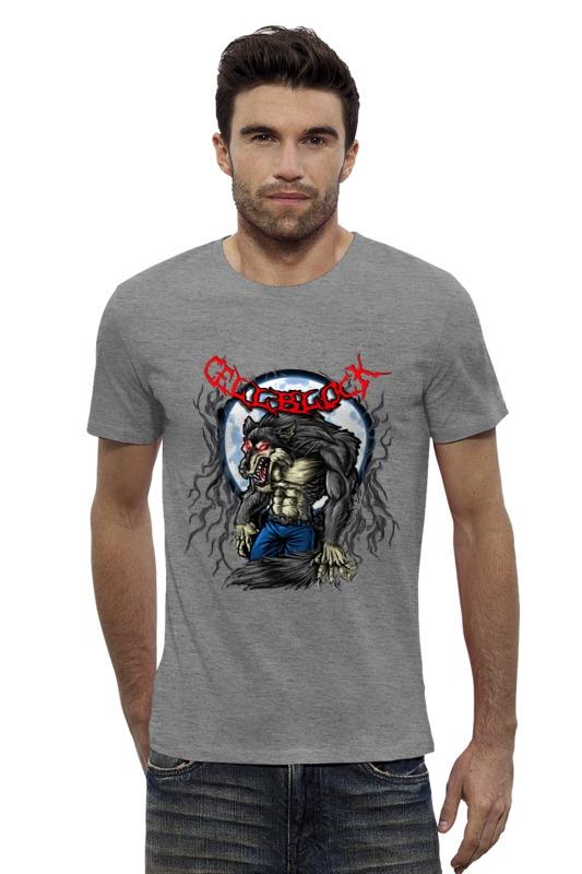 Футболка Wearcraft Premium Slim Fit Printio Волк футболка wearcraft premium slim fit printio республика удмуртия ижевск
