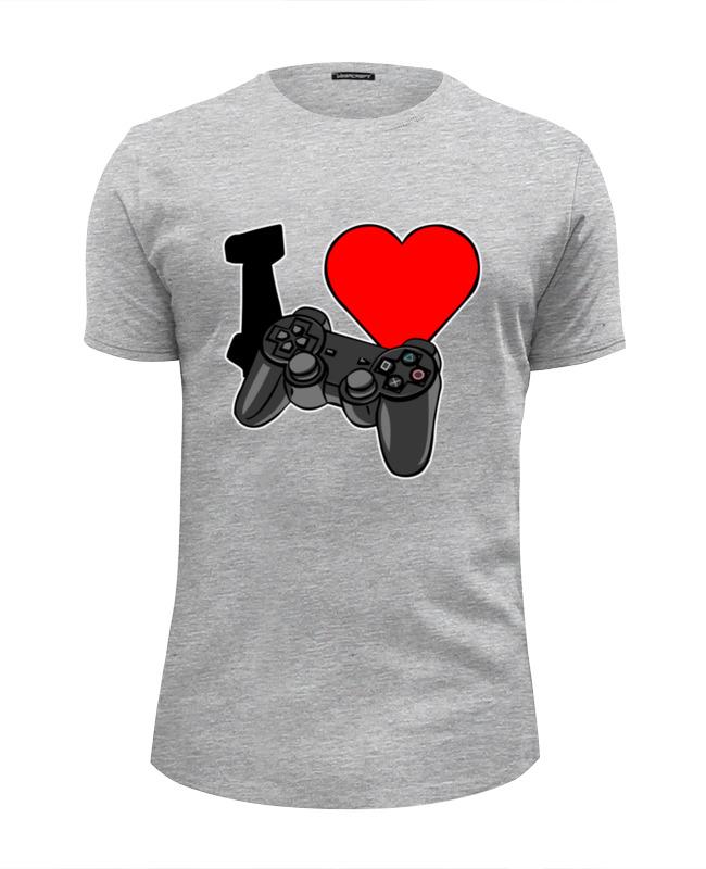 Футболка Wearcraft Premium Slim Fit Printio Геймер (игрок) футболка wearcraft premium printio игрок