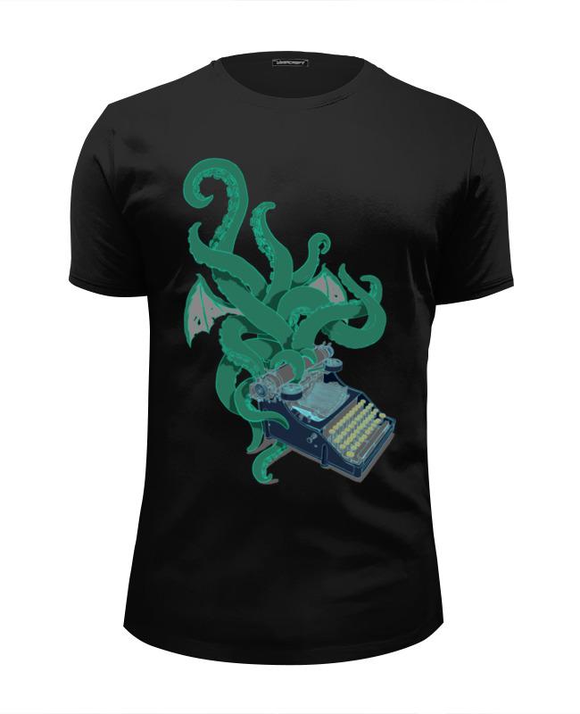 Футболка Wearcraft Premium Slim Fit Printio Лавкрафт футболка wearcraft premium printio лавкрафт