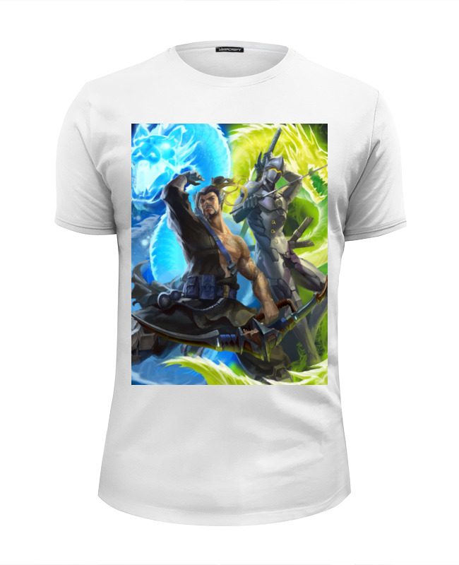 Printio Overwatch футболка wearcraft premium slim fit printio overwatch widowmaker