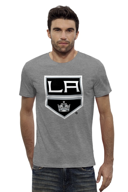 Футболка Wearcraft Premium Slim Fit Printio Los angeles kings / nhl usa футболка wearcraft premium slim fit printio los angeles kings nhl usa