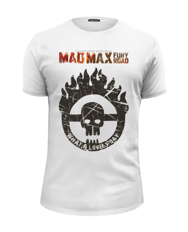 Футболка Wearcraft Premium Slim Fit Printio Mad max футболка wearcraft premium slim fit printio mad survive