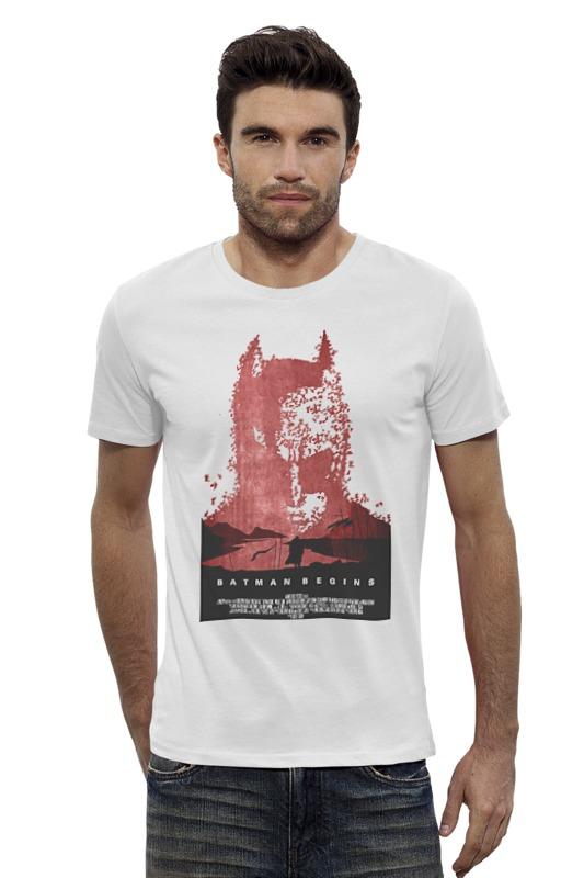 Футболка Wearcraft Premium Slim Fit Printio Batman begins футболка wearcraft premium slim fit printio batman beyond
