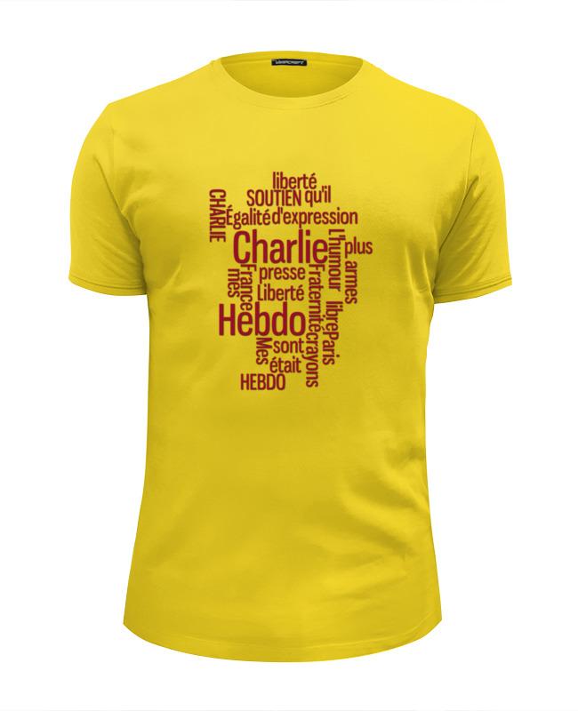 Футболка Wearcraft Premium Slim Fit Printio Charlie hebdo футболка wearcraft premium slim fit printio charlie hebdo