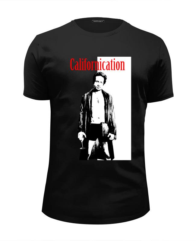 Printio Californication футболка wearcraft premium printio californication