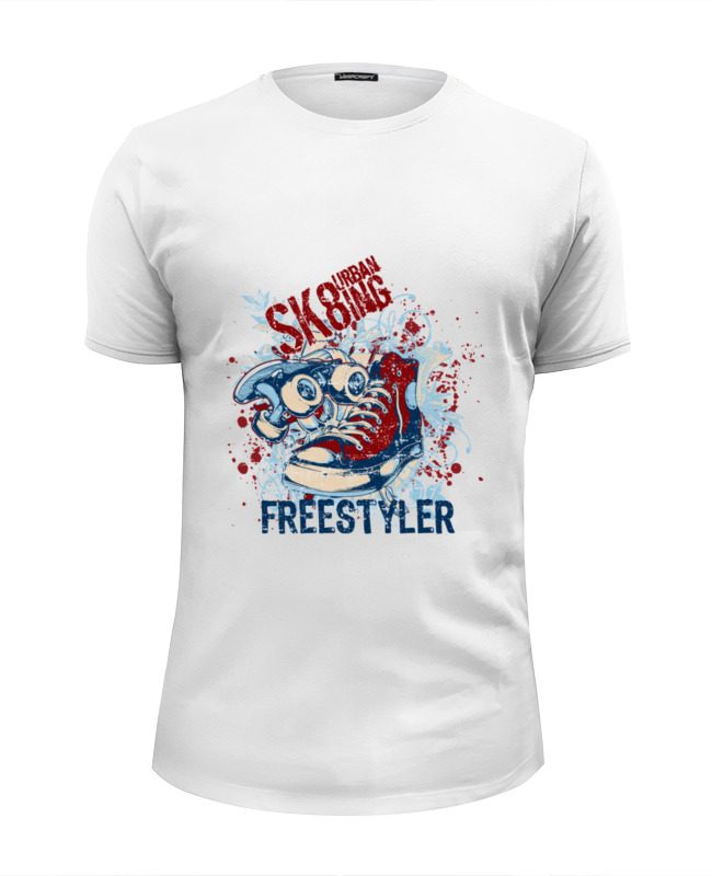 Printio Freestyler футболка wearcraft premium slim fit printio постапокалиптический