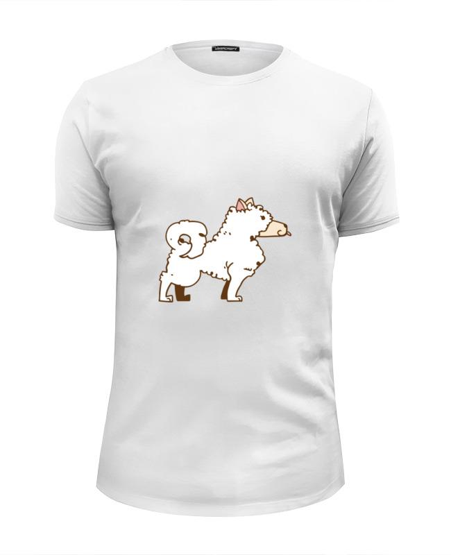 Printio Собачка футболка wearcraft premium slim fit printio черчесов