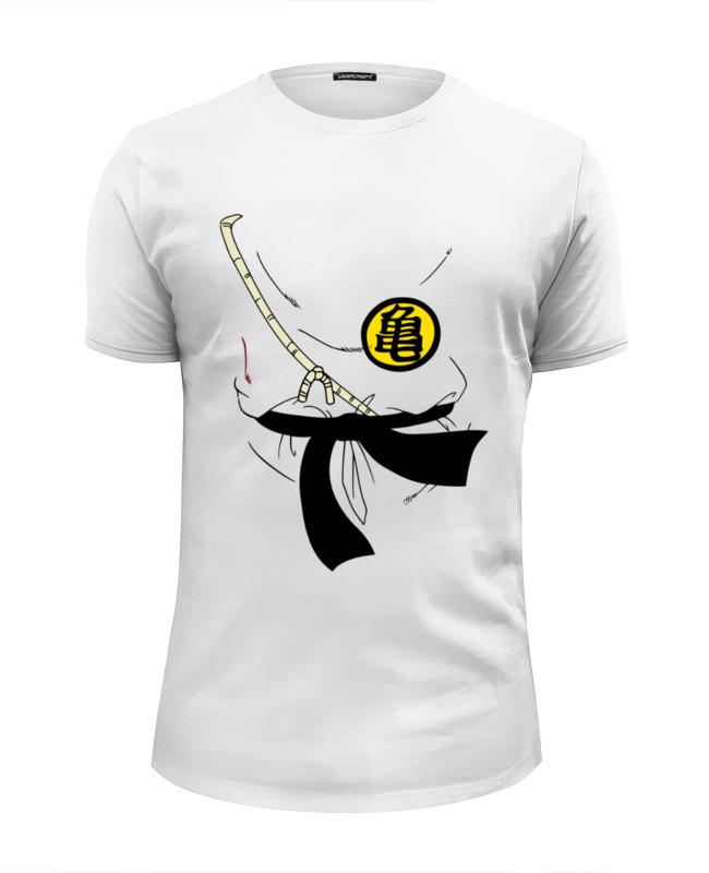 Футболка Wearcraft Premium Slim Fit Printio Супер сайян (жемчуг дракона) футболка wearcraft premium slim fit printio поймай дракона