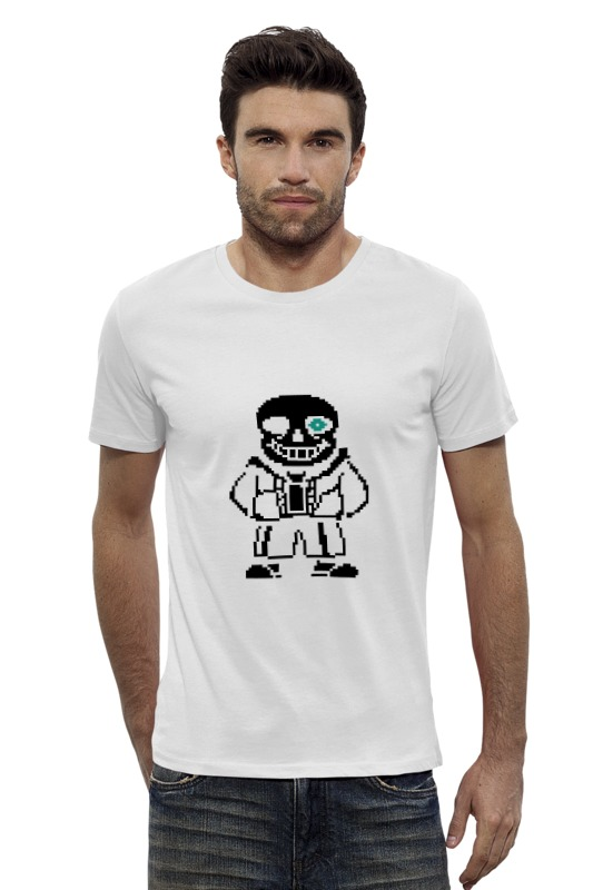 Футболка Wearcraft Premium Slim Fit Printio Sans boss футболка wearcraft premium slim fit printio sans boss